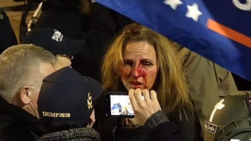 Американка сдала полиции мать, штурмовавшую Капитолий