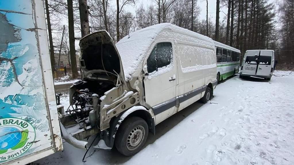 Автомобильные свалки в Москве и Подмосковье, где умирают удивительные машины