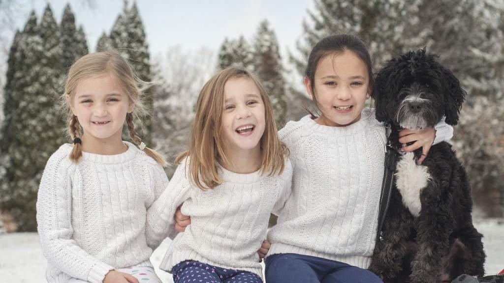 Британцев восхитили сибирские дети, которые закаливаются в морозы