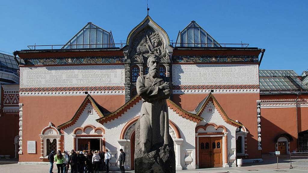 Цифровой путеводитель по Третьяковской галерее выложили в интернет