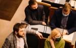 Социал-демократы поддержали бы кандидатуру Керсти Кальюлайд на второй президентский срок