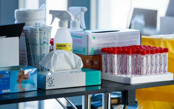 За сутки в Эстонии выявили 390 новых случаев коронавируса, умерли 7 человек