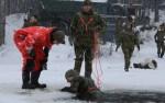Военнослужащие Скаутского батальона Первой пехотной бригады отработали навыки выживания