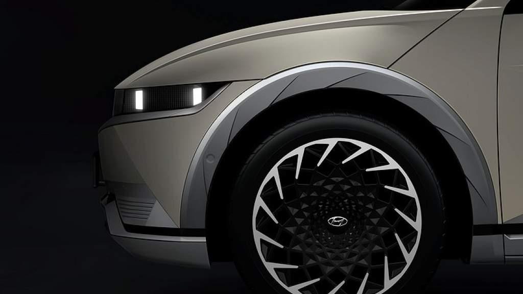 Hyundai показала модель Ioniq 5: «электричка» приедет и в Россию