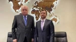 Институт Русского зарубежья развивает сотрудничество с Фондом поддержки и защиты прав соотечественников за рубежом