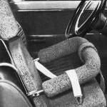 Как выглядело детское автокресло, сделанное в СССР