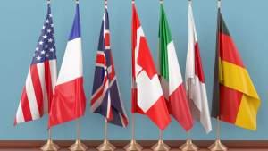 Москва рекомендовала странам G7 воздержаться от участия в антироссийских демаршах