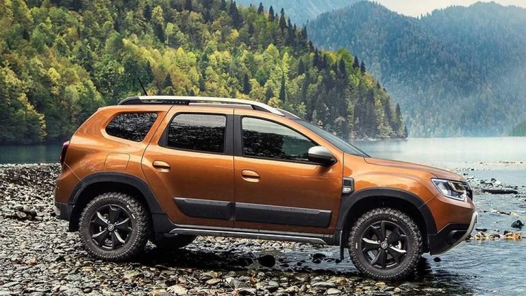 Названа дата премьеры нового Renault Duster в России