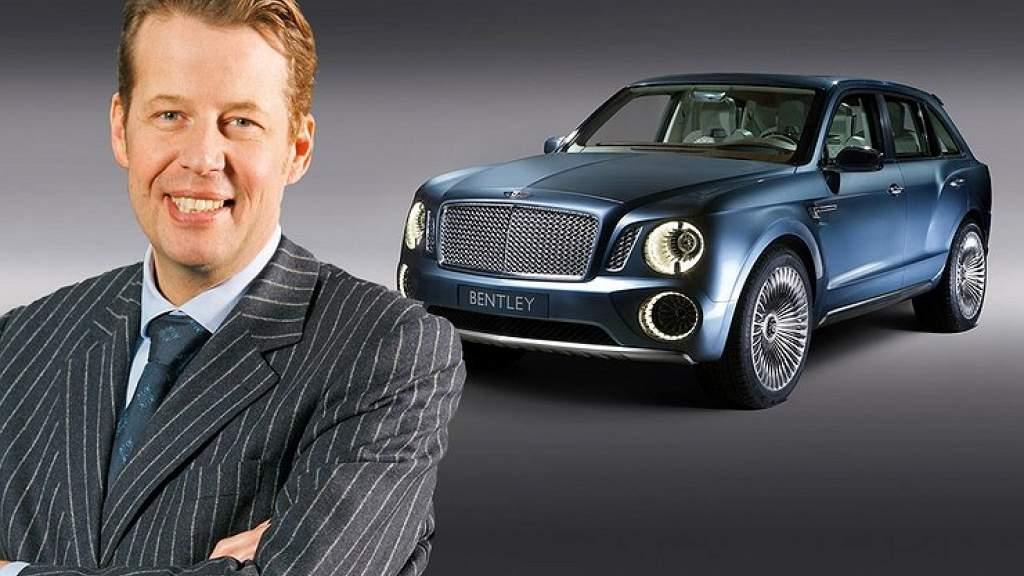 Новые автомобили Geely будет рисовать экс-дизайнер Bentley