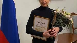 Победителей конкурса «Янтарное перо» наградили в Латвии