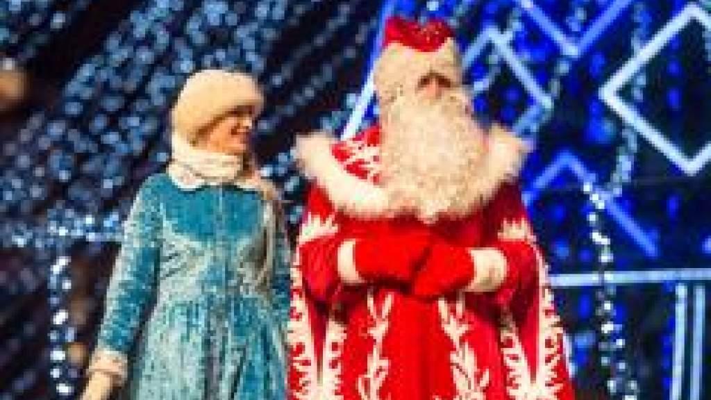 Православное Рождество на Кафедральной площади - и снова 2020-й