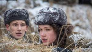 Премьера фильма о Зое Космодемьянской прошла в Москве