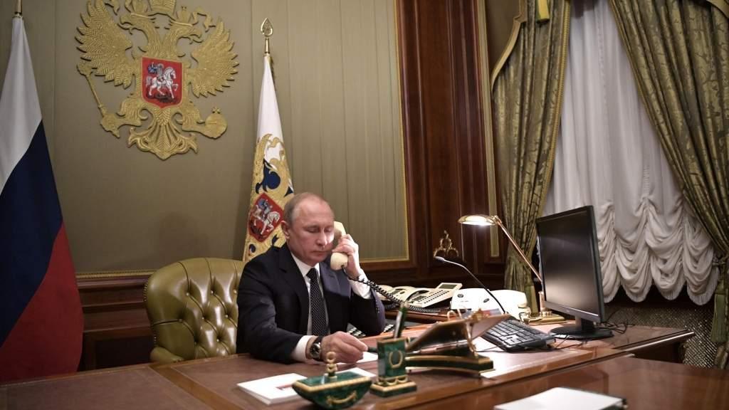 Путин и Байден договорились о продлении ДСНВ