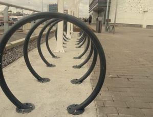 В таллинском центре появятсяновые парковки для велосипедов