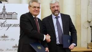 Россотрудничество и РАН подписали соглашение