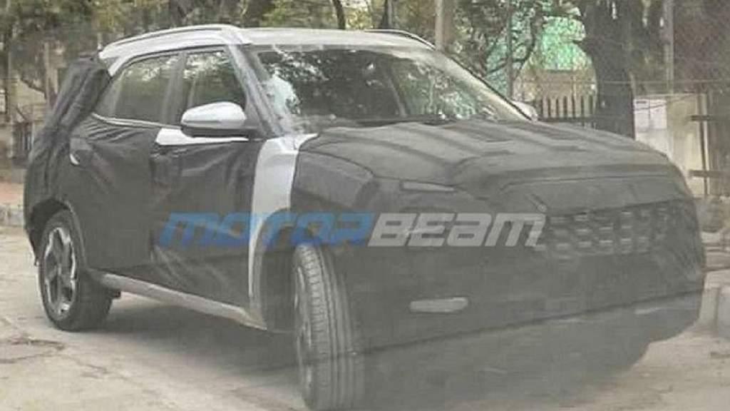 Семиместный кроссовер Hyundai Creta готовится к премьере