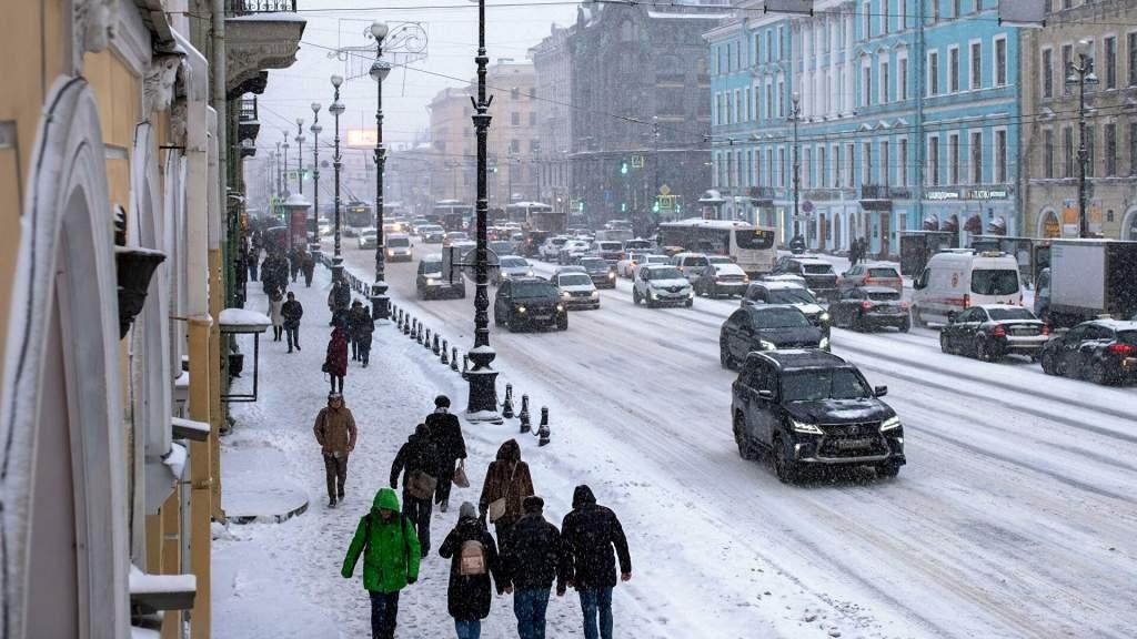 Шведская журналистка рассказала, какие сюрпризы ей преподнес Петербург