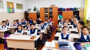 «Солдатушки, бравы ребятушки»: детям в Туве рассказали о Дне защитника Отечества