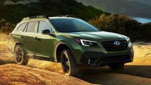 Subaru угостит россиян тремя новинками
