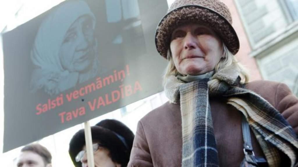 В Латвии один из самых высоких показателей безработицы в ЕС