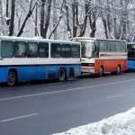 В Латвии отменяют курсирование общественного транспорта в комендантский час