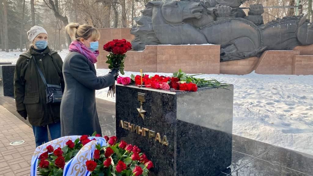 В разных странах мира прошли мероприятия к годовщине снятия блокады Ленинграда