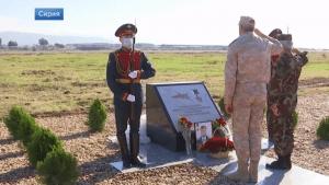 Завершены съёмки фильма о российском лётчике Олеге Пешкове, погибшем в Сирии