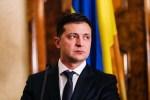 Глава Украины Владимир Зеленский поздравил Керсти Кальюлайд с Днем независимости
