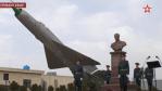 Памятник погибшему российскому лётчику открыли в Сирии