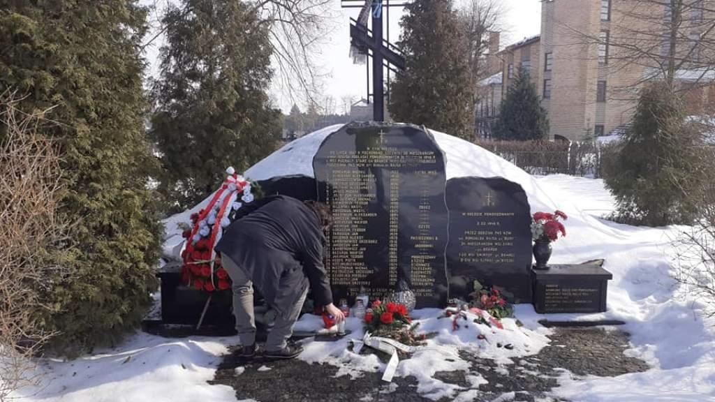Серию акций ко Дню защитника Отечества организовали в Польше