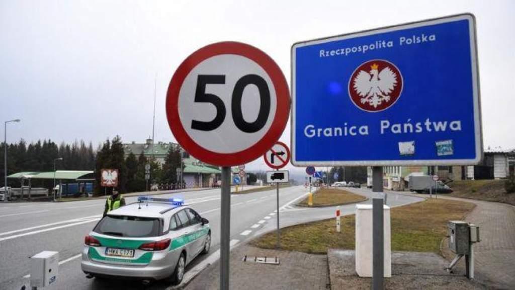 У большинства прибывающих из Польши не заполнены анкеты НЦОЗ – пограничники Литвы