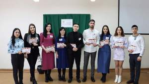 «Учусь красноречию»: в Бресте провели конкурс ораторского мастерства