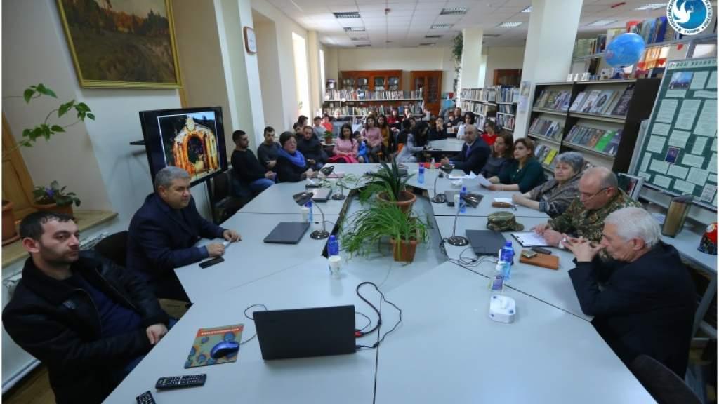 В Гюмри отметили Международный день родного языка