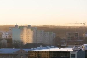 Таллинн предложит помощь многоквартирным домам с очагами заболевания коронавирусом