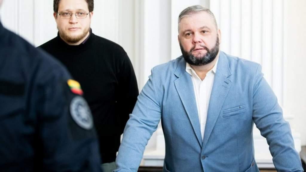Литовский суд оставит под стражей россиянина Юрия Меля после cеми лет в тюрьме