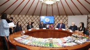 Русский Дом в Улан-Баторе открыл новый Центр русского языка и планирует презентацию книги