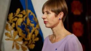 В Литву прибывает президент Эстонии, на встречах - вопросы COVID-19, БелАЭС