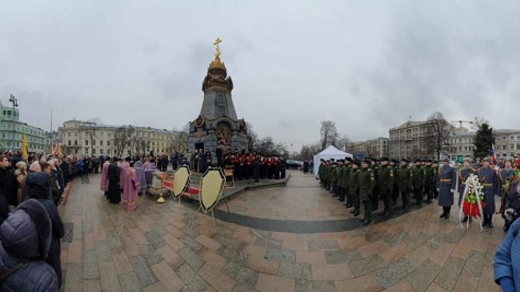 В Москве почтут память воинов – освободителей Болгарии от османского ига