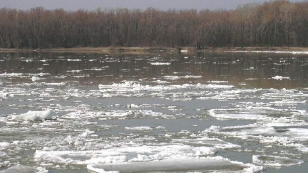 В реках снижается уровень воды, но пока она холодная