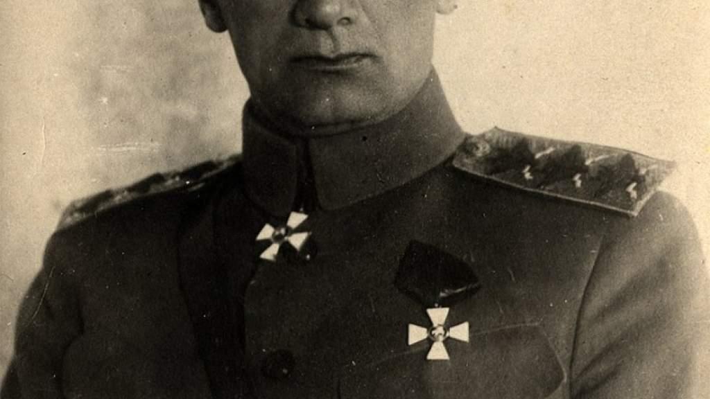 Издание о жизни и судьбе адмирала Колчака представили в Москве