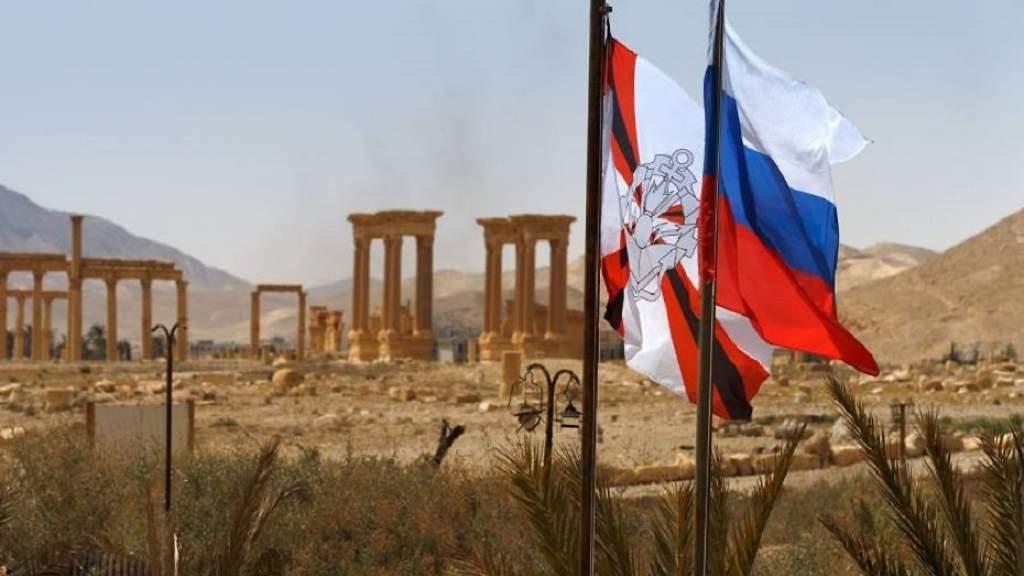Россия передаст Сирии компьютер для оцифровки памятников архитектуры