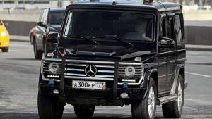 Стало известно, сколько получают «кремлевские водители»