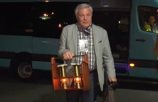 Печальная новость: ушёл из жизни Председатель правления НКО «Русский Дом» в Эстонии Евгений Акселевич Томберг