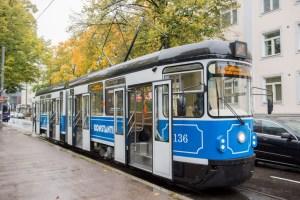 Хорошая новость: трамваи маршрутов 1 и 3 снова будут ходить в Кадриорг