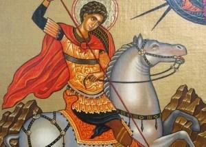 Православные вспоминают покровителя воинства - великомученика Георгия Победоносца