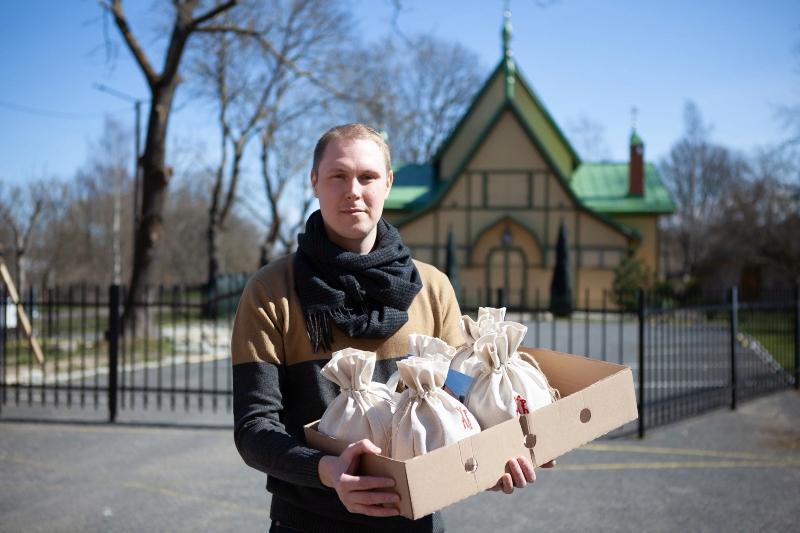 Раймонд Кальюлайд поздравил всех православных жителей Эстонии со светлой Пасхой