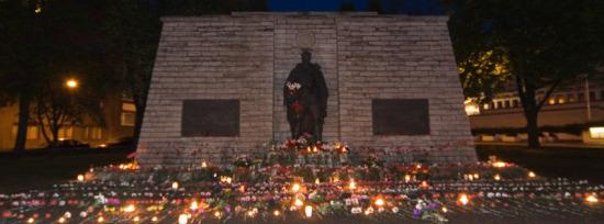 Портал русской общины Эстонии Никто не забыт Памятник