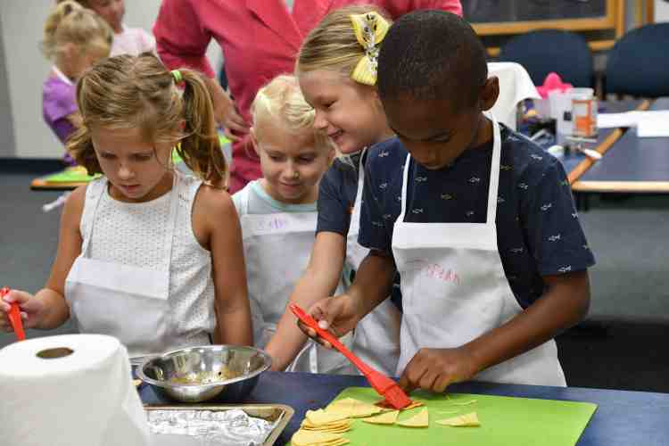 Red Hot Summer camp at Roland Park Country School - (cool) progeny