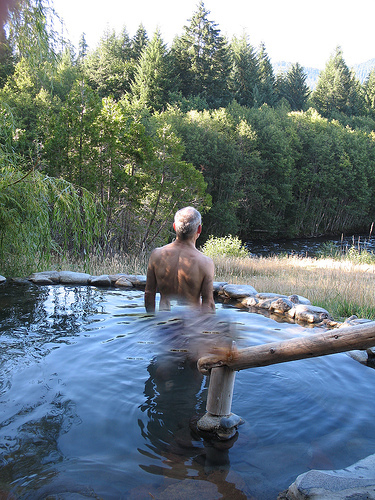Breitenbush Hot Springs: Leave Your Bathing Suit Behind (1/3)