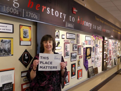 Linda Shevitz, Why the West Side Matters at the Maryland Women's Heritage Center